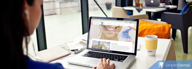 Por que todo dentista precisa de um site?