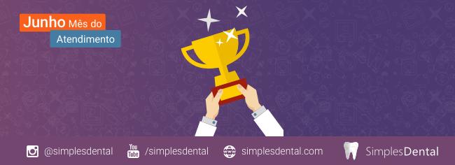 Mês do Atendimento do Simples Dental